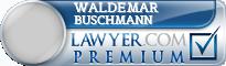 Waldemar G. Buschmann  Lawyer Badge