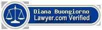 Diana Buongiorno  Lawyer Badge