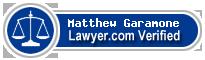 Matthew Garamone  Lawyer Badge