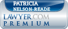 Patricia A. Nelson-Reade  Lawyer Badge