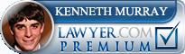 Kenneth Paul Murray  Lawyer Badge
