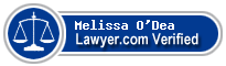 Melissa R. O'Dea  Lawyer Badge