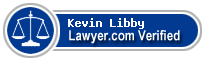 Kevin G. Libby  Lawyer Badge