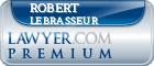 Robert C. LeBrasseur  Lawyer Badge