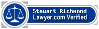 Stewart S. Richmond  Lawyer Badge