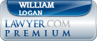 William W. Logan  Lawyer Badge