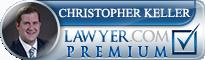 Christopher Keller  Lawyer Badge