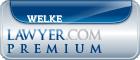 Brent Welke  Lawyer Badge