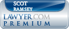 Scot Ramsey  Lawyer Badge