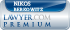 Nikos C. Berkowitz  Lawyer Badge