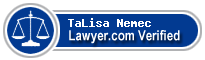 TaLisa Ann Nemec  Lawyer Badge
