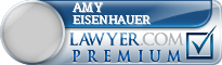 Amy Marie Eisenhauer  Lawyer Badge