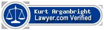Kurt Dam Arganbright  Lawyer Badge