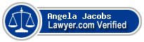 Angela K. Jacobs  Lawyer Badge