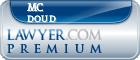 Mc Keon Doud  Lawyer Badge