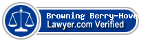 Browning Kaleczyc Berry-Hoven  Lawyer Badge