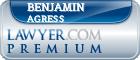 Benjamin Y. Agress  Lawyer Badge