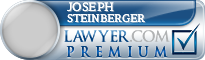 Joseph Steinberger  Lawyer Badge