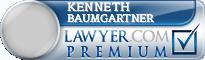 Kenneth R. Baumgartner  Lawyer Badge