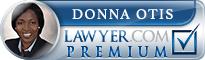 Donna L. Otis  Lawyer Badge