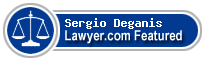 Sergio C. Deganis  Lawyer Badge