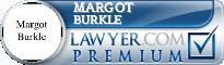 Margot Kenefick Burkle  Lawyer Badge
