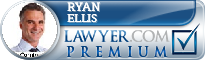 Ryan C. Ellis  Lawyer Badge