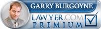 Garry Marc Burgoyne  Lawyer Badge