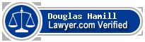 Douglas Stribling Hamill  Lawyer Badge