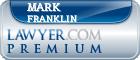 Mark Franklin  Lawyer Badge