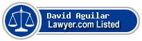 David Aguilar Lawyer Badge