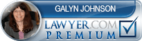 Galyn Johnson  Lawyer Badge