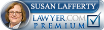 Susan Shepherd Lafferty  Lawyer Badge