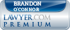 Brandon P. O'Connor  Lawyer Badge