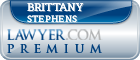 Brittany E. Stephens  Lawyer Badge