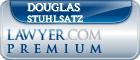 Douglas Charles Stuhlsatz  Lawyer Badge
