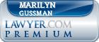 Marilyn S. Gussman  Lawyer Badge