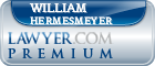 William Ernest Hermesmeyer  Lawyer Badge