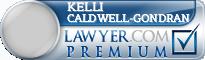 Kelli Jo Caldwell-gondran  Lawyer Badge