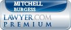Mitchell L. Burgess  Lawyer Badge