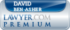 David H. Ben-Asher  Lawyer Badge
