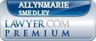AllynMarie Smedley  Lawyer Badge