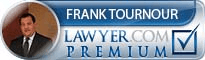 Frank Tournour  Lawyer Badge