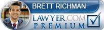 Brett Houston Richman  Lawyer Badge