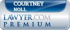 Courtney Elizabeth Noll  Lawyer Badge