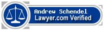 Andrew Charles Schendel  Lawyer Badge
