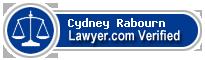 Cydney Danielle Rabourn  Lawyer Badge