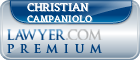 Christian Campaniolo  Lawyer Badge