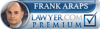 Frank Araps  Lawyer Badge