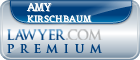 Amy R Kirschbaum  Lawyer Badge